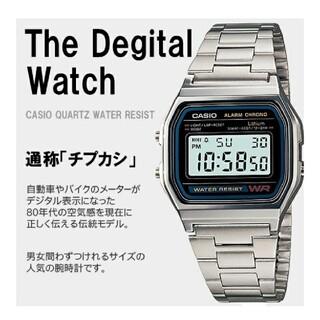 カシオ(CASIO)の[新品未使用]CASIO カシオ腕時計 スタンダード A158WA-1JF(腕時計(デジタル))