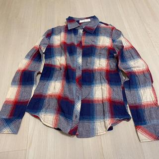 セシルマクビー(CECIL McBEE)のチェックシャツ(シャツ/ブラウス(長袖/七分))