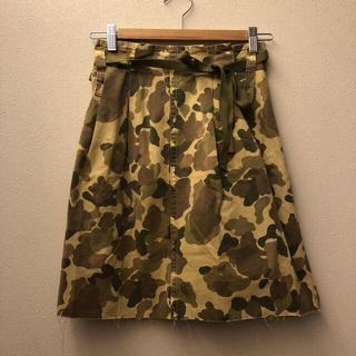 ゴートゥーハリウッド(GO TO HOLLYWOOD)のギヨォーム様専用ゴートゥーハリウッドラップスカート140(スカート)