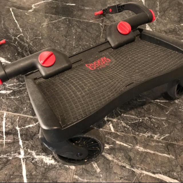 BAGGY PORT(バギーポート)のバギーボード キッズ/ベビー/マタニティの外出/移動用品(簡易バギー)の商品写真