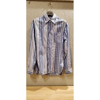 マルニ(Marni)のMARNI マルニ 2018AW マルチカラーストライプシャツ サイズ44(シャツ)