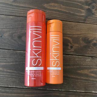Skinvill スキンビル スムースローション&モイスチャーミルクセット(化粧水/ローション)