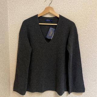 ポロラルフローレン(POLO RALPH LAUREN)の♡様専用 ポロラルフローレン Vセーター 新品タグ付き(ニット/セーター)