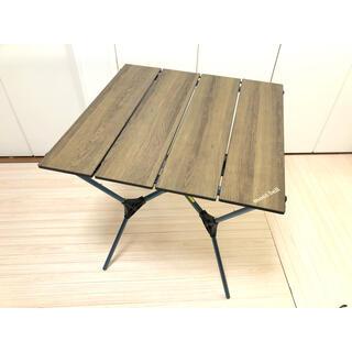 モンベル(mont bell)のモンベル テーブル 新品未使用(テーブル/チェア)
