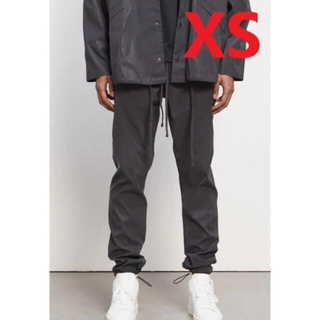 フィアオブゴッド(FEAR OF GOD)のXS / ESSENTIALS Reflective Track Pants 黒(その他)
