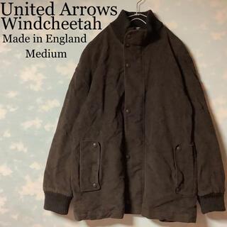 ビューティアンドユースユナイテッドアローズ(BEAUTY&YOUTH UNITED ARROWS)の英国製 Windcheetah United Arrows ジャケット 英國製(ブルゾン)