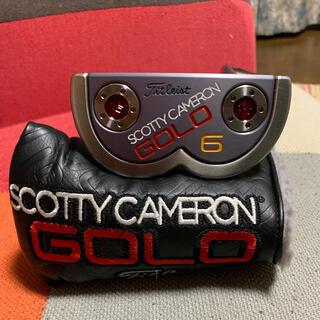 スコッティキャメロン(Scotty Cameron)のスコッティキャメロンGOLO6(クラブ)