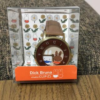 スタディオクリップ(STUDIO CLIP)のスタディオクリップ ミッフィー   時計(腕時計)