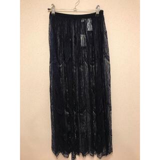 ルカ(LUCA)の新品未使用LADY LUCK LUCA レースロングスカート(ロングスカート)