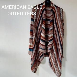アメリカンイーグル(American Eagle)のAMERICAN EAGLE OUTFITTERS カーディガン Mサイズ(カーディガン)