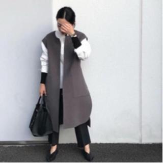 DEUXIEME CLASSE - YONFA  ウールジレ 2019A/W