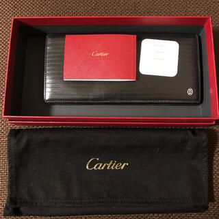 カルティエ(Cartier)のカルティエ  長財布(長財布)