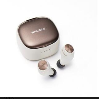 ノーブル(Noble)のNoble audio NOB-FALCON2-白新品未開封納品書付最安値(ヘッドフォン/イヤフォン)