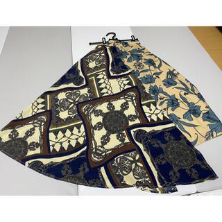 ムルーア(MURUA)のムルーア スカート(ひざ丈スカート)