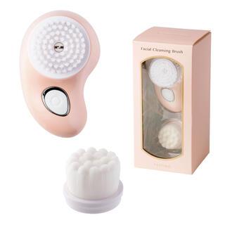 フランフラン(Francfranc)のFESTINO  フェイシャルクレンジングブラシ  ピンク(1台)(洗顔ネット/泡立て小物)