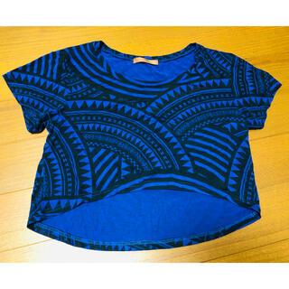 モア(MOR)のミニTシャツ(Tシャツ(半袖/袖なし))