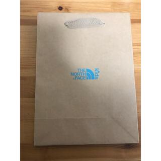 ザノースフェイス(THE NORTH FACE)の[新品未使用]ノースフェイス キッズ 紙袋(ショップ袋)