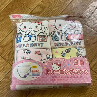 ハローキティ(ハローキティ)のyay様専用トレーニングパンツ4枚組90サイズ キティ(トレーニングパンツ)