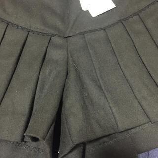 ローズバッド(ROSE BUD)のローズバッドの黒のショートパンツ(ショートパンツ)