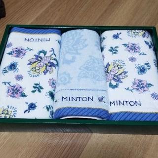 ミントン(MINTON)のMINTONタオルセット(タオル/バス用品)