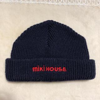 ミキハウス(mikihouse)の❁⃘*.゚MIKIHOUSE ミキハウス ニット帽 帽子(帽子)