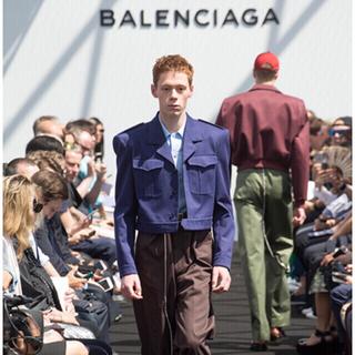 バレンシアガ(Balenciaga)の70's AIR POLICE JACKET デッドストック ヴィンテージ(ミリタリージャケット)