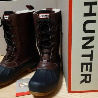 ハンター(HUNTER)の新品HUNTER ハンターUS927cm ブーツ スノーブーツ 送料無料(ブーツ)