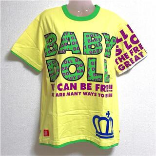 ベビードール(BABYDOLL)のタグ付き BABY DOLL レディースM Tシャツ(Tシャツ(半袖/袖なし))