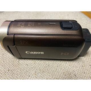 キヤノン(Canon)のCANONビデオカメラ■iVIS HF R62■(ブラウン)中古品②(ビデオカメラ)