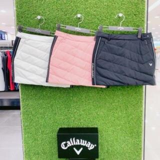 キャロウェイゴルフ(Callaway Golf)のCallaway Golf キャロウェイ ゴルフ 韓国 ダウンスカート(ウエア)