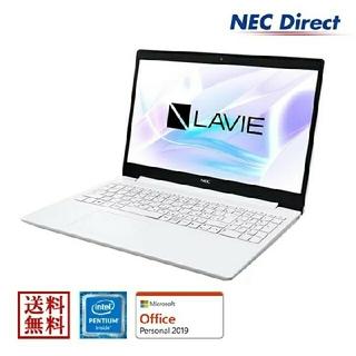 エヌイーシー(NEC)の【未開封】NEC LAVIE Direct NS(Pentium、8Gメモリ(ノートPC)