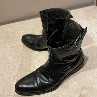 アルフレッドバニスター(alfredoBANNISTER)のアルフレッドバニスター サイドジップ ブーツ(ブーツ)