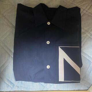 トリプルエー(AAA)のNissy ネイビーシャツ(シャツ)