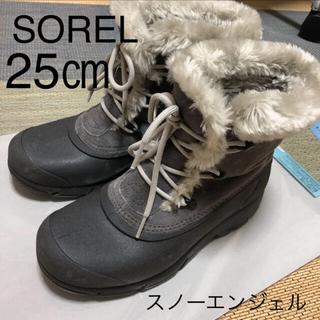 SOREL - 【ソレル】極寒地 スノーエンジェル 25㎝ 超暖か