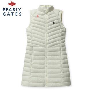 パーリーゲイツ(PEARLY GATES)のPEARLY GATES ゴルフ グースダウン パーリーゲイツ 韓国 ダウン(ウエア)
