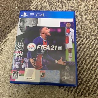 FIFA 21 PS4(家庭用ゲームソフト)