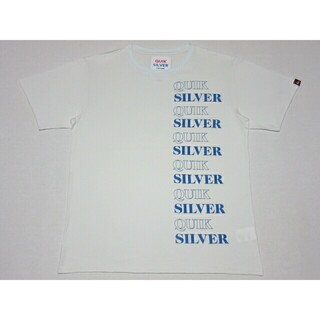 クイックシルバー(QUIKSILVER)のQUIKSILVER CULTURE(クイックシルバー カルチャー)Tシャツ☆(Tシャツ/カットソー(半袖/袖なし))