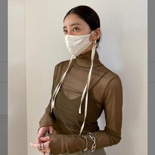 トゥデイフル(TODAYFUL)の新品未開封 todayful Cotton Silk Mask(その他)