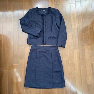 シューラルー(SHOO・LA・RUE)のSHOO・LA・RUE ツイードスーツ(スーツ)