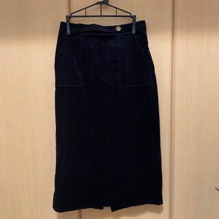 ビッキー(VICKY)のロングタイトスカート(ロングスカート)