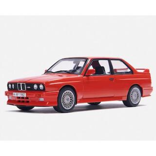 ビーエムダブリュー(BMW)の売り切り‼️送料込‼️KITH BMW M3 E30 MODEL CAR RED(ミニカー)