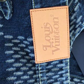 ルイヴィトン(LOUIS VUITTON)のヴィトンジャケット詳細写真 ②(Gジャン/デニムジャケット)
