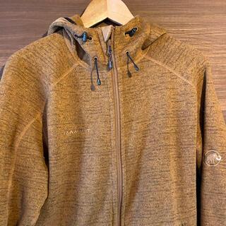 マムート(Mammut)のMAMMUT Arctic ML Hooded Jacket AF Men(パーカー)