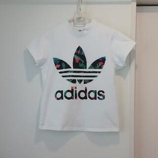 アディダス(adidas)のアディダス  オリジナルロゴTシャツ(Tシャツ(半袖/袖なし))