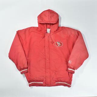リーボック(Reebok)のピーナッツ様専用90s STARTER フォーティナイナーズ 49ers SF(ブルゾン)
