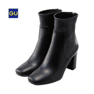 ジーユー(GU)のGU♡ハイアンクルブーツ(ブーツ)