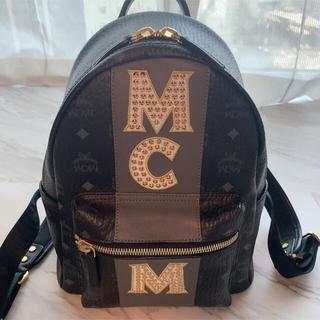 エムシーエム(MCM)のMCMスタッズロゴバックパック(バッグパック/リュック)
