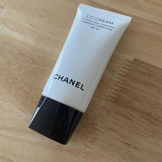 シャネル(CHANEL)のシャネル CCクリーム #20(CCクリーム)