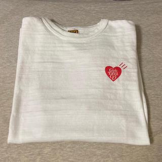 ジーディーシー(GDC)のHUMAN MADE×Girls Don't Cry プリントT(Tシャツ(半袖/袖なし))