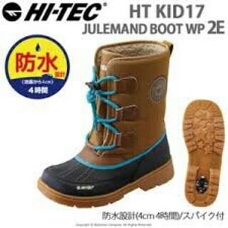 ハイテック(HI-TEC)の新品送料無料♪29%off!超人気☆ハイテック スパイク付きスノーブーツ#21(ブーツ)